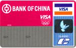 1988年长城国际奥运会卡