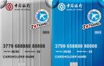 中國銀行長城環球通美國運通信用卡